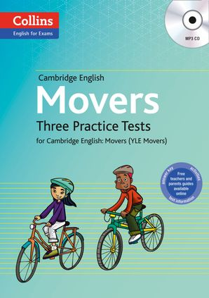 Practice Tests for Movers Paperback  by Anna Osborn