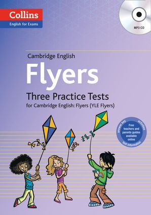 Practice Tests for Flyers Paperback  by