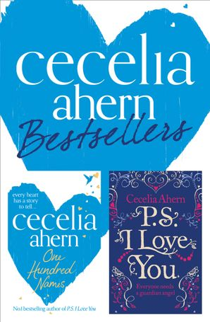 cecelia-ahern-2-book-bestsellers-collection-one-hundred-names-ps-i-love-you