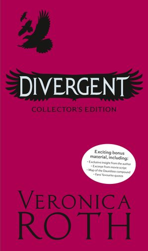 Divergent Collector's edition Hardcover  by Veronica Roth