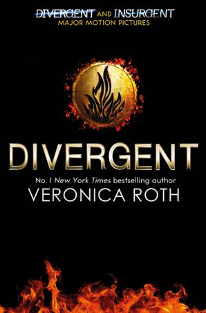 Divergent (Divergent Trilogy, Book 1) Paperback  by Veronica Roth