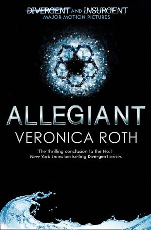 Allegiant (Divergent Trilogy, Book 3) Paperback  by Veronica Roth