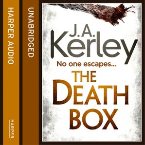 The Death Box Download Audio Unabridged edition by J. A. Kerley