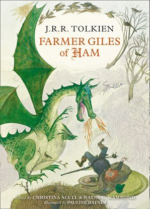 Farmer Giles of Ham Hardcover Pocket edition by J. R. R. Tolkien