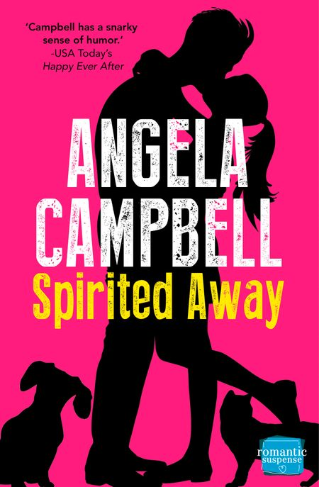 Spirited Away (The Psychic Detective, Book 3) - Angela Campbell