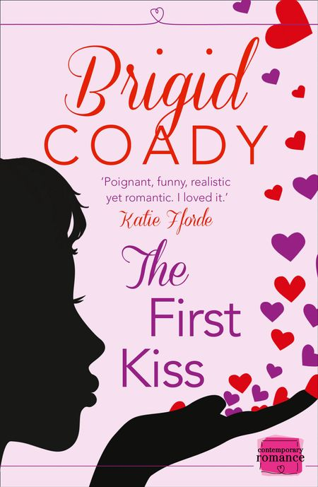 The First Kiss: HarperImpulse Mobile Shorts (The Kiss Collection) - Brigid Coady