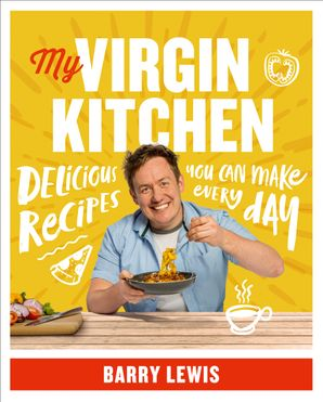My Virgin Kitchen Paperback  by Barry Lewis