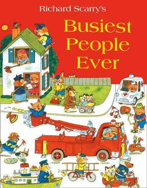 Busiest People Ever Paperback  by Richard Scarry
