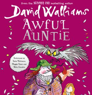 Awful Auntie  Unabridged edition by No Author