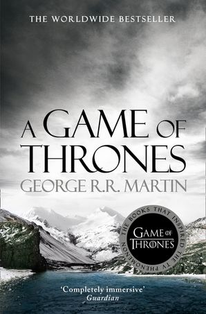 A Game of Thrones (A Song of Ice and Fire, Book 1) Paperback  by George R. R. Martin