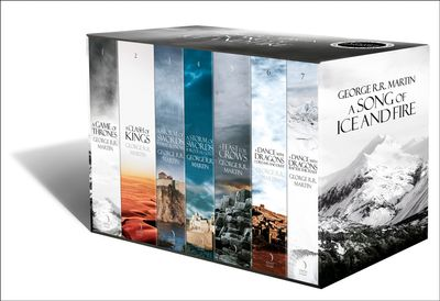 A Game of Thrones: The Story Continues - George R.R. Martin