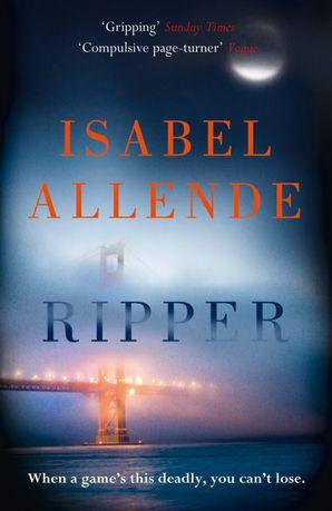 Ripper Paperback  by Isabel Allende