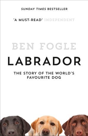 Labrador Paperback  by Ben Fogle