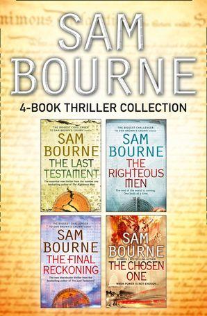 Sam Bourne 4-Book Thriller Collection eBook  by Sam Bourne