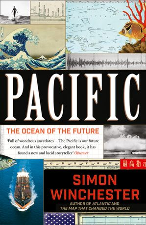 Pacific Paperback  by Simon Winchester