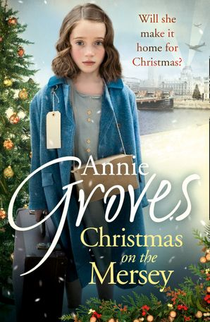 Christmas on the Mersey Paperback  by Annie Groves