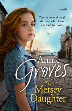 The Mersey Daughter Paperback  by Annie Groves