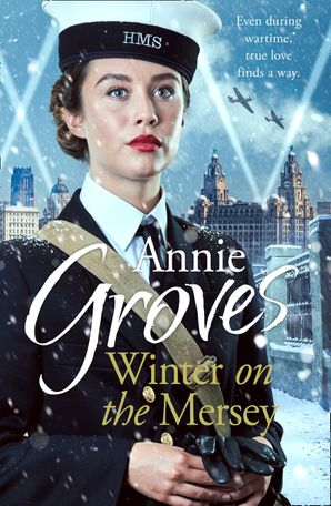 Winter on the Mersey Paperback  by Annie Groves