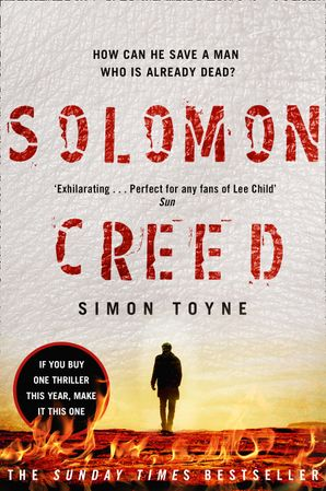 Solomon Creed Paperback  by Simon Toyne