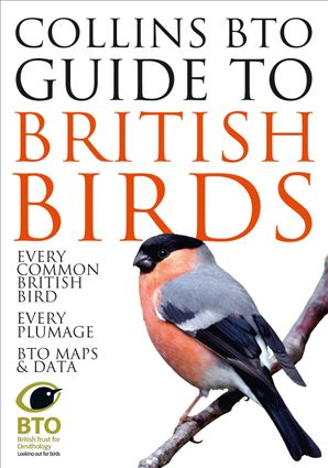 Collins BTO Guide to British Birds Paperback  by Paul Sterry