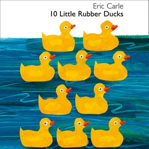 10 Little Rubber Ducks Download Audio Unabridged edition by Eric Carle