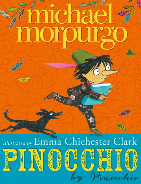 Pinocchio - Michael Morpurgo, Illustrated by Emma Chichester Clark