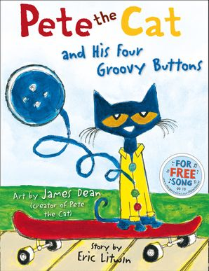 Pete the Cat and his Four Groovy Buttons (Read Aloud)