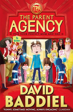 The Parent Agency Paperback  by