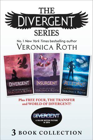 Ebook Novel Divergent