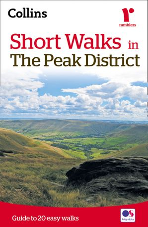 Short walks in the Peak District Paperback Second edition by Brian Spencer