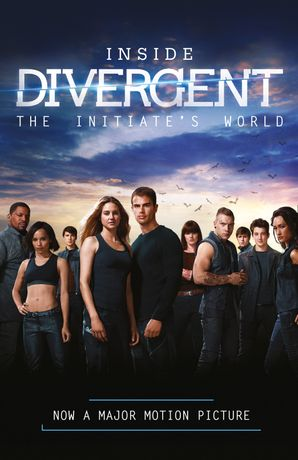 Inside Divergent: The Initiate's World eBook  by Veronica Roth