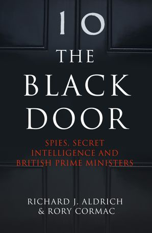 The Black Door Paperback  by Richard Aldrich