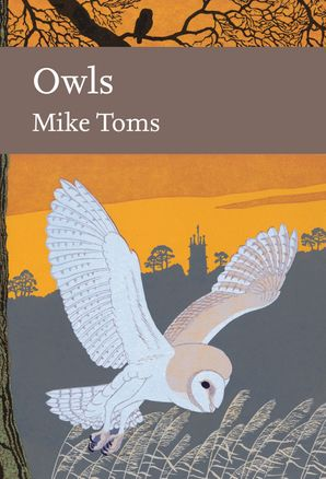 Owls Hardcover Limited Signed edition by Mike Toms