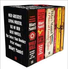 Hilary Mantel Collection: Six of Her Best Novels