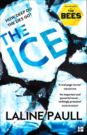 The Ice Paperback  by Laline Paull