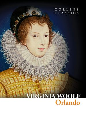Orlando Paperback  by Virginia Woolf