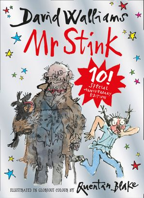 Mr Stink: Limited Gift Edition of David Walliams' Bestselling Children's Book Hardcover  by David Walliams
