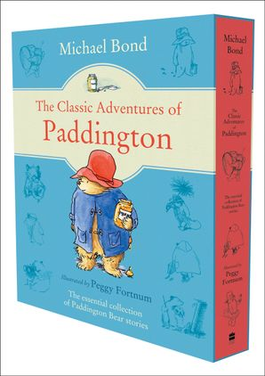 The Classic Adventures of Paddington