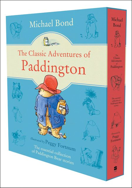 The Classic Adventures of Paddington - Michael Bond, Illustrated by Peggy Fortnum