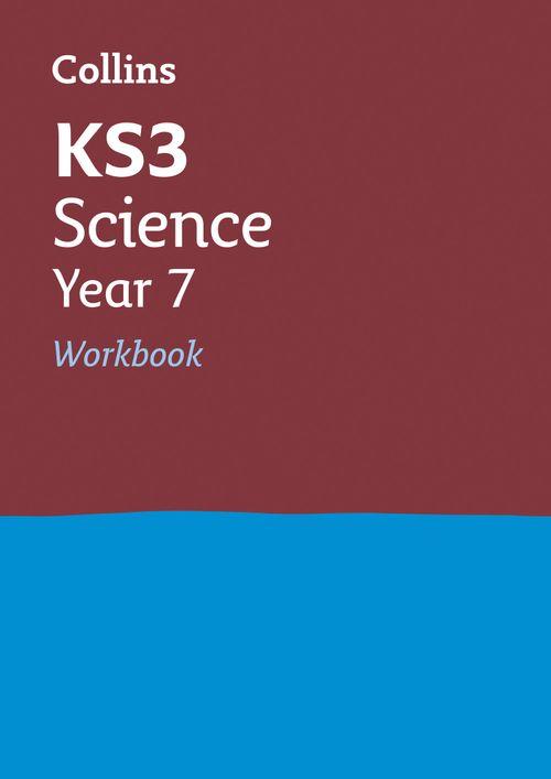 Ks3 Science Year 7 Workbook By Collins Ks3 Paperback Harpercollins
