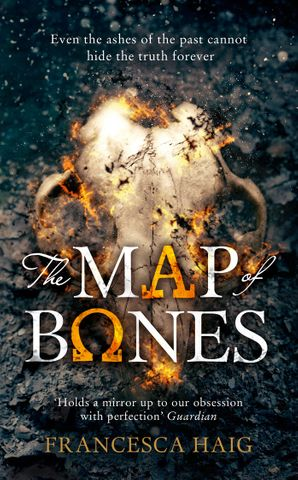 The Map of Bones (Fire Sermon, Book 2) Hardcover  by Francesca Haig