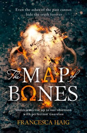The Map of Bones Paperback  by Francesca Haig