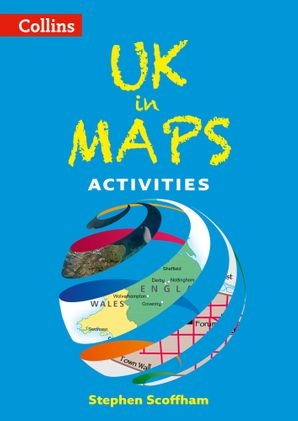 UK in Maps Activities Paperback First edition by