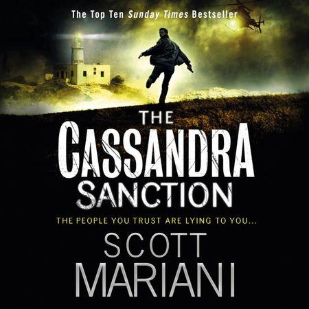 The Cassandra Sanction - Scott Mariani, Read by Colin Mace