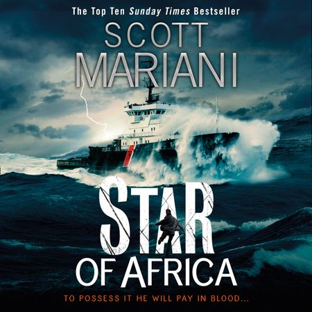 Star of Africa - Scott Mariani, Read by Colin Mace