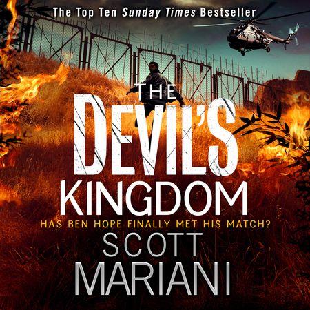 The Devil's Kingdom - Scott Mariani, Read by Colin Mace
