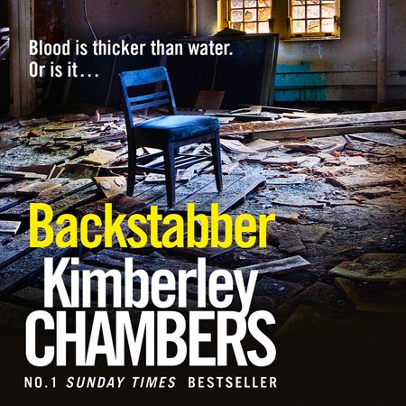 Backstabber - Kimberley Chambers, Read by Annie Aldington