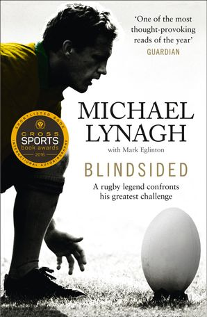 Blindsided Paperback  by Michael Lynagh
