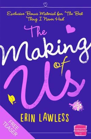 The Making of Us (Free Taster) eBook  by Erin Lawless