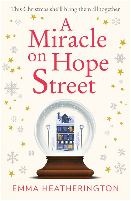 A Miracle on Hope Street - Emma Heatherington